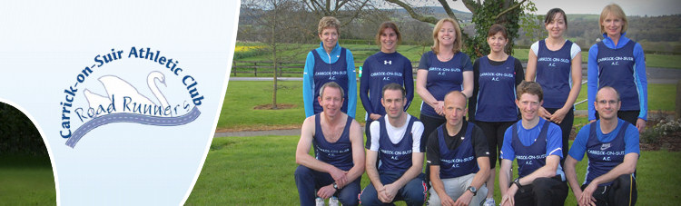 Carrick Road Runners Athletic Club, Co. Tipperary, Ireland